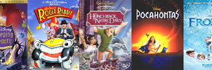 Favorite Disney Movies by Colleen15