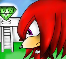 One Hour Sonic - Emerald Guardian by Mirah-Hedgehog09