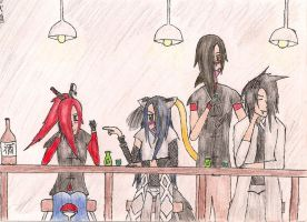 Things that Happen at a Bar... by The-Akatsuki-Phoenix