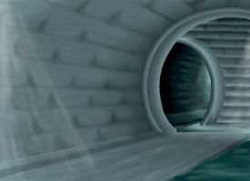 Sewer Background by Crystal-Ice47