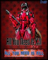 All You need Is Kill by Zule21