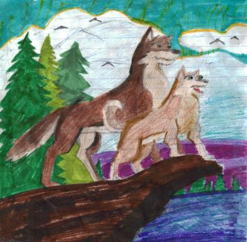 Balto 2: Wolf Quest by fifthknown
