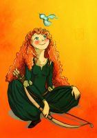 Summer Merida by ArtPhish
