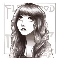 stevie nicks by Kazia-Kat