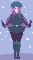 Eira's wintery clothes by Jcdr