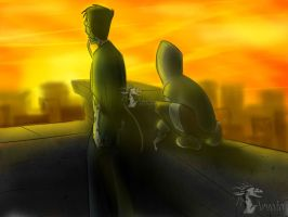 L4D - Yet Another Sunset by Arvata