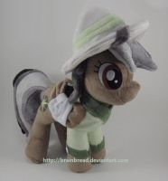 Daring Do Plushie by Brainbread