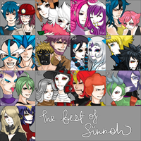 The best of Sinnoh by orangisque