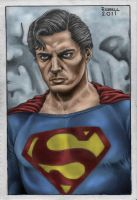EVIL SUPERMAN by Bungle0