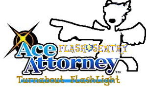 Flash Sentry Ace Attorney Preview by Author-Bat-Pegasus
