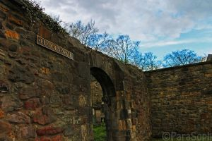 Flodden Wall. by ParaSoph