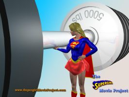 supergirl workout by ilikesuperwomens