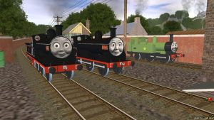 NWR Numbers 9, 10 and 11 by Sergeant-Sunflower