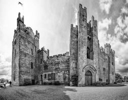 Raby East - Pano - Mono by Wayman