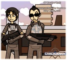 4PP: Crackdown by Criana
