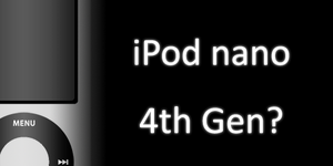 iPod nano 4th Generation? icon by Civ2boss