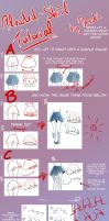 pleated-skirts - TUTORIAL by daadia