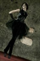My black Ballerina by Philaeria