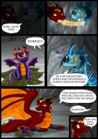 Path to Chaos chp 1 pg 3 by ExplodedPineapple
