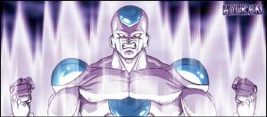 -DBM- Cold true power by DBZwarrior