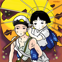 Grave of the Fireflies by KimbaBaggybum