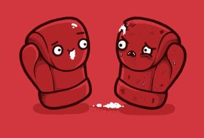 Boxing Gloves by randyotter