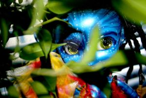 Neytiri Custom Pullip by DarkWing-Zero