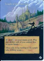 Temple of the False God - Alter by Antian