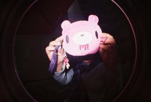 Gloomy Bear Attack by lomocotion