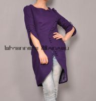 Purple Wool S Tulip Coat 8 by yystudio