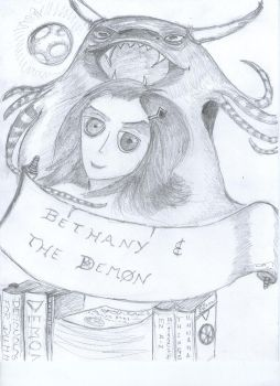 Bethany And The Demon by mouseanderson
