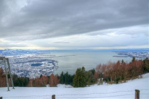 Pfaender and Bodensee by mingerle