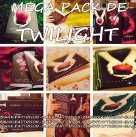 Mega Pack de Twilight by BiancaWeasly