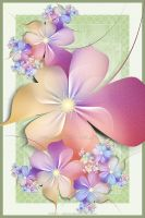 The Arrival of Spring by Velvet--Glove