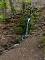 Small waterfall in Germany by JeannetteHenriette