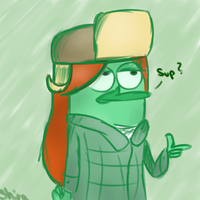 Wendy the Platypus xP by Shira13