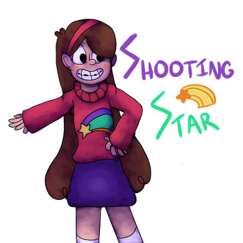 Shooting Star by JOTAR0
