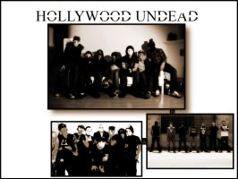 Hollywood Undead  1024x768 by sIcKnTwistEd87