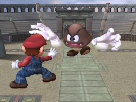 Goomba, Armed and Dangerous by BlackCarrot1129