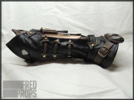 Assassin's Creed Syndicate hidden blade by FredProps