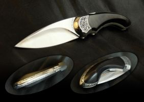 The Courtier by DetloffKnives