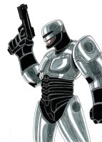 Robocop by Apollorising