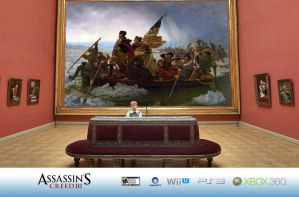 Assassins Creed 3 Advertisement 3 by BobWulff