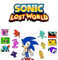 Sonic Lost World by RocketSonic