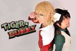 tiger and bunny by aoisorae