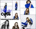 Blend de Miley Cyrus by FabiiEditions14