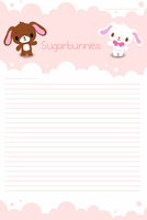 Letter from Sugarbunnies by Cloty-chan