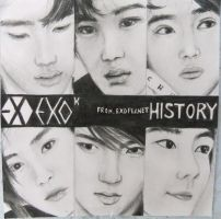EXO-K~ by taeminlover94