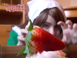 The Strawberry incident - Rozen Maiden by Nullien