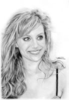 Brittany Murphy by dinodevic12